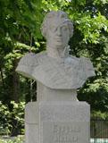 Памятник М.И.Кутузову в Москве в Казачьем кадетском корпусе им.М.А.Шолохова. 2008