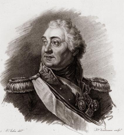 Гравюра Ф.Вендрамини по оригиналу Л.Сент-Обена. 1813